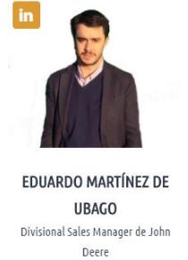 EDUARDO MARTÍNEZ DE UBAGO