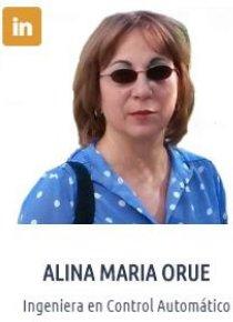 Alina Maria Orue