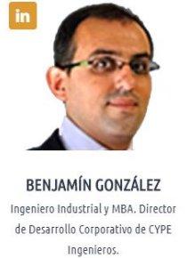 Benjamin Gonzalez