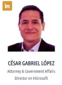 César Gabriel López