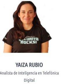 Yaiza Rubio Viñuela