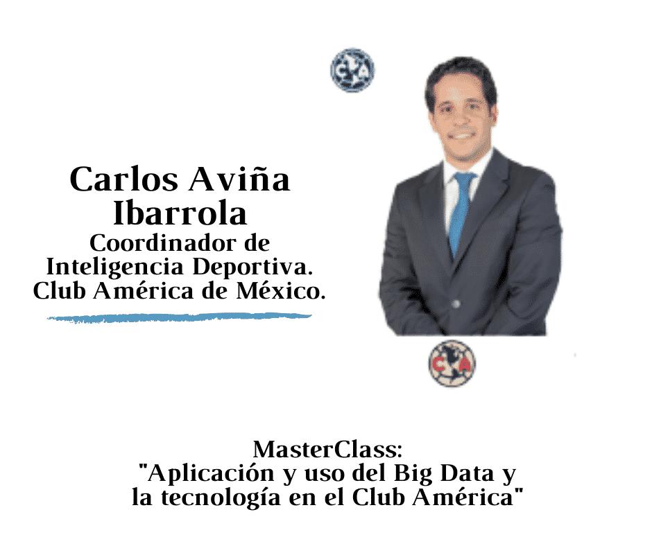 Carlos Aviña Ibarrola