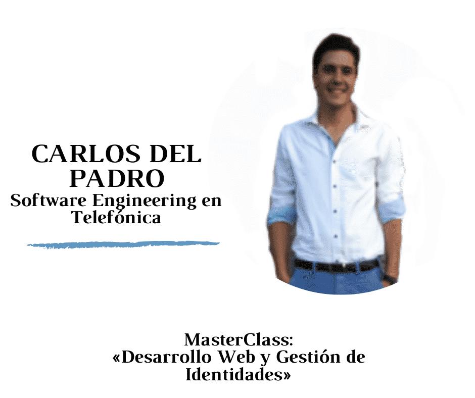 CARLOS DEL PADRO