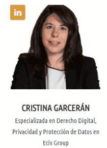 CRISTINA GARCERÁN