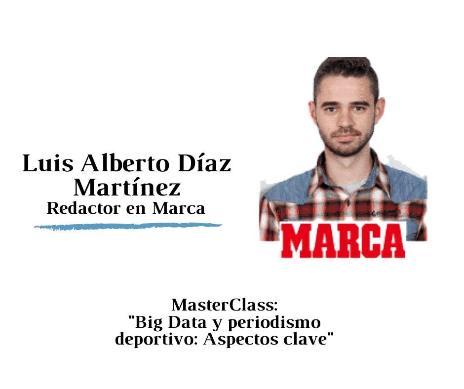 Luis Alberto Díaz Martínez
