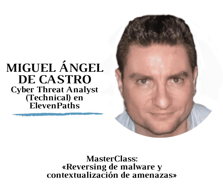 MIGUEL ÁNGEL DE CASTRO