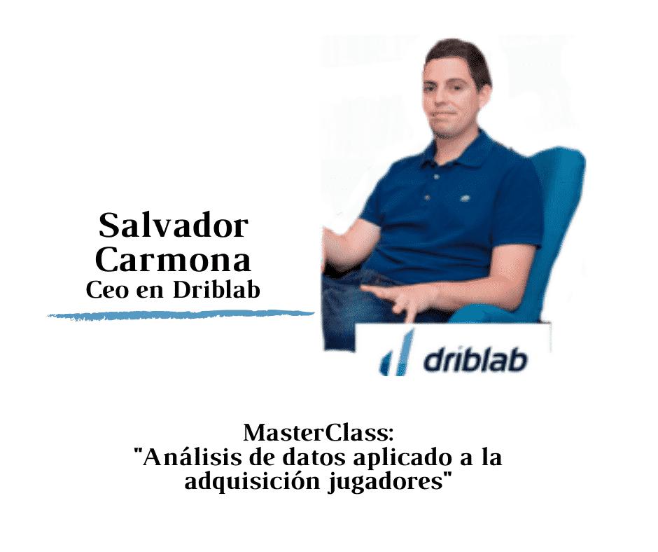 Salvador Carmona