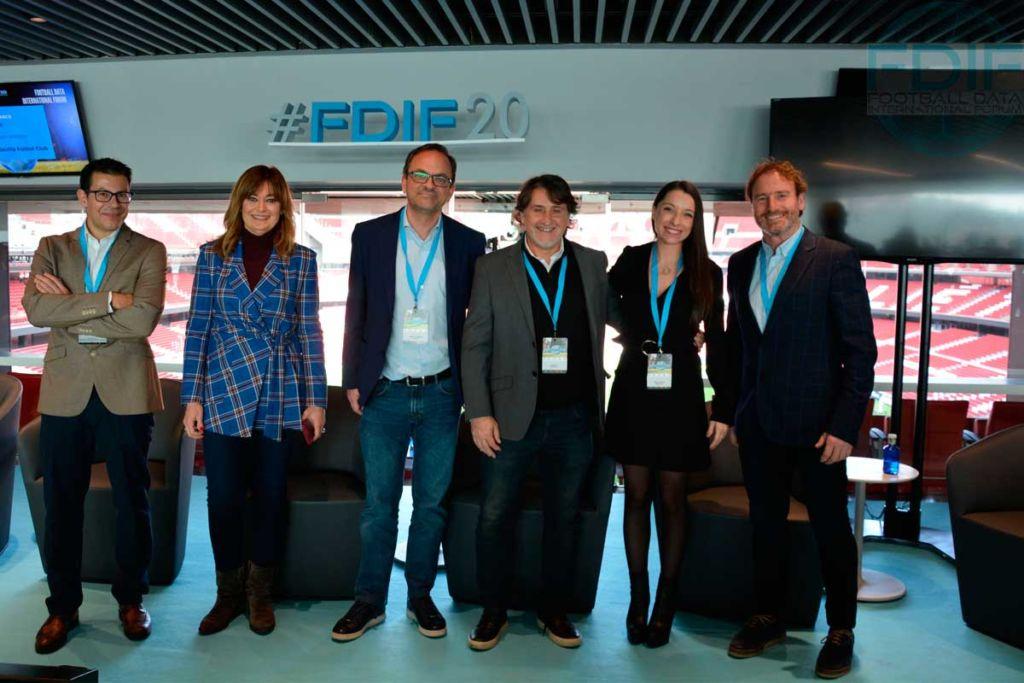 """""""El Dato en el Periodismo Deportivo"""" Football Data International Forum 2020"""