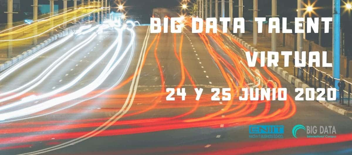 El mayor evento de Talento en Big Data