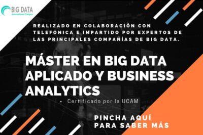 Máster en Big Data