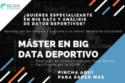 Máster en Big Data Deportivo