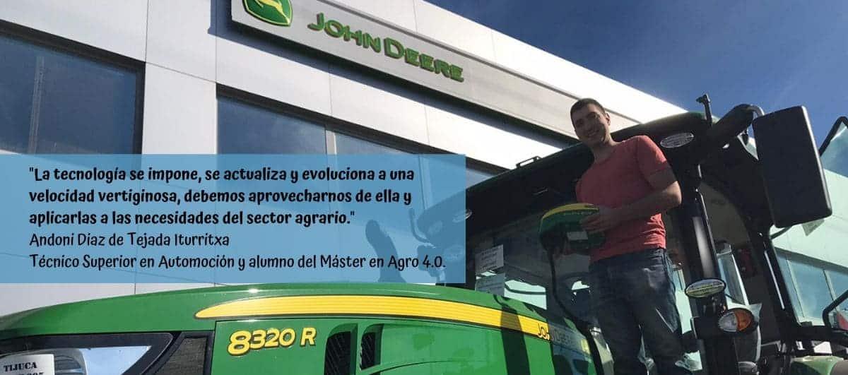 La Agricultura Inteligente es el futuro