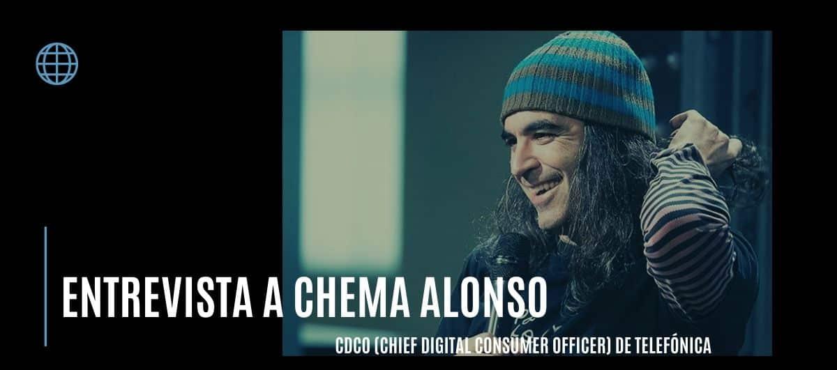 Entrevista a Chema Alonso