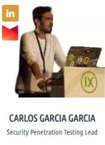 CARLOS GARCIA GARCIA