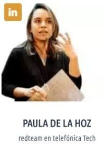 PAULA DE LA HOZ