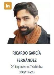 RICARDO GARCÍA FERNÁNDEZ
