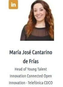 María José Cantarino de Frías