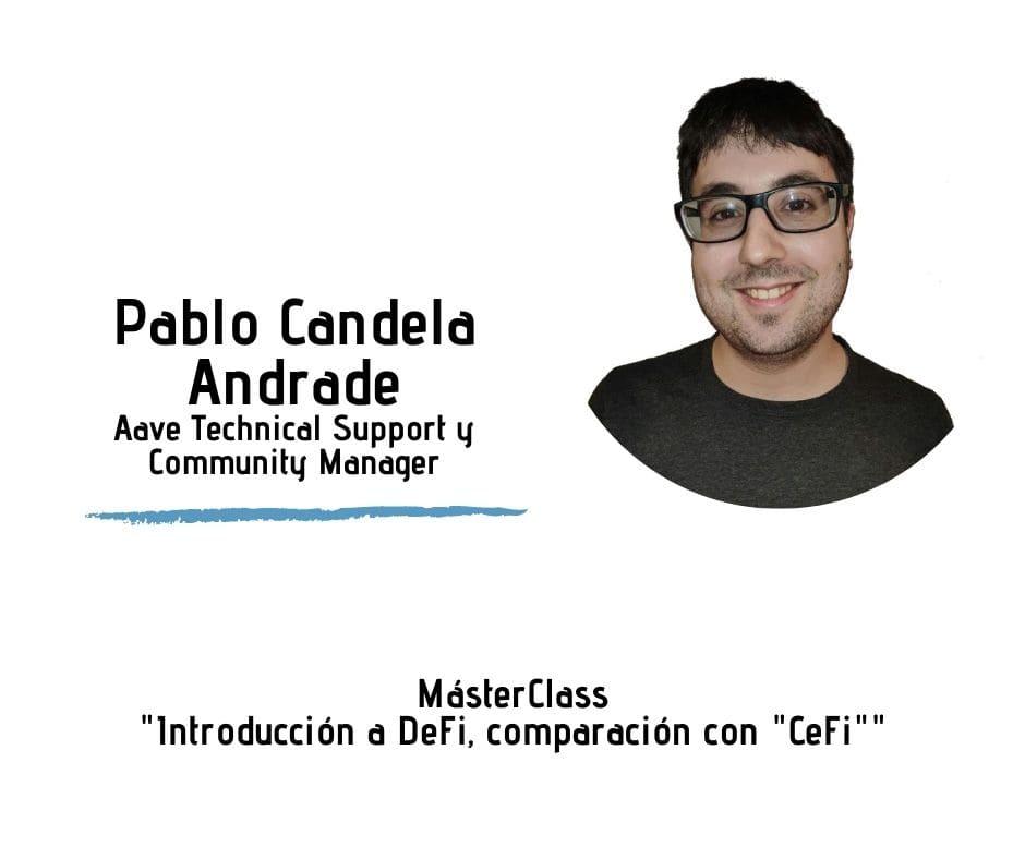 Pablo Candela Andrade