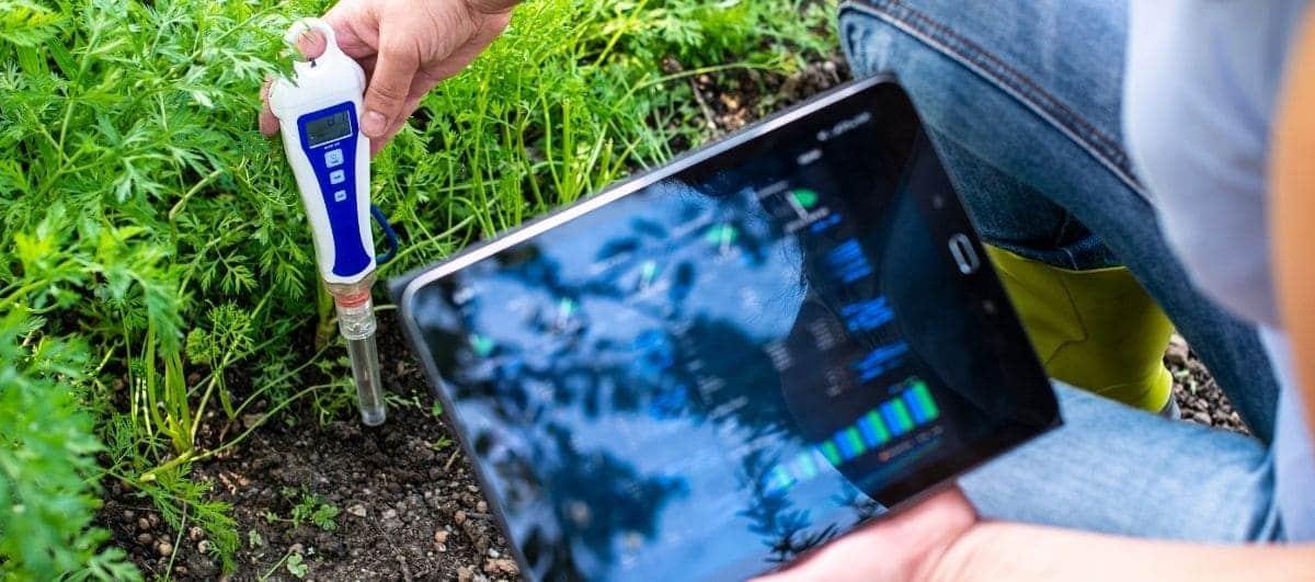 Sensores para la agricultura