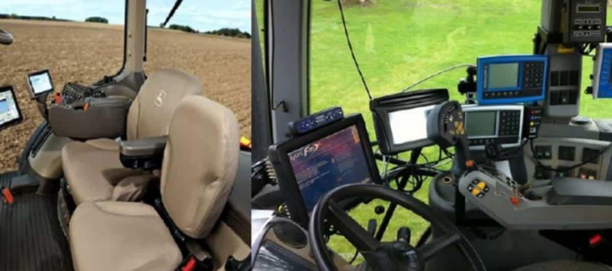 La Comunicación entre el Tractor y el Apero gracias a la Tecnología ISOBUS