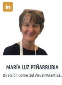 MARÍA LUZ PEÑARRUBIA